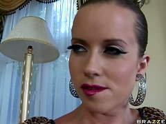 Anal Toying In Lesbian Vid Featuring Euro Babes Cindy Dollar and Eve Angel