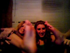 Chatroulette feet 7