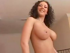 Rough Sex With The Curly Haired Brunette Jayden Jaymes