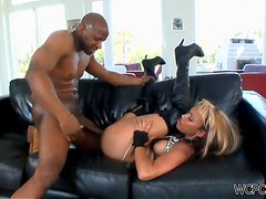 Rough Monster Cock Sex With The Submissive Bella Moretti
