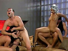 Swinging Couples Love Hard Sex. Part 2