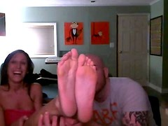 Chatroulette feet 30