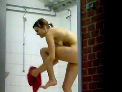 Danish School Shower 02