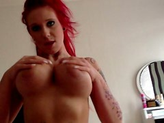 German men mit amy red