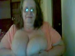 Granny with 48DD