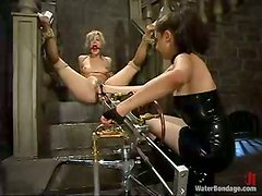 Pretty Kimberly Kane gets toyed deep and hosed