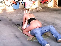 Outdoor sex video of really shy girl. Part 2