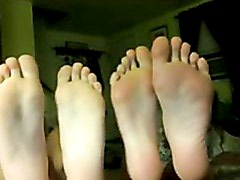 Chatroulette feet