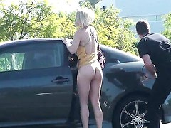 White Girl Ass Smack / Ash Hollywood