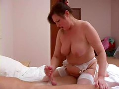 Charming russian sexy milfs with great tits and pussy!