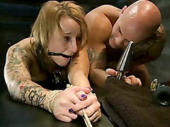 Slave Training Jessie CoxFull Anal Annihilation for the First Time
