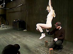 Emma Haize in the Electric Dangling Dance