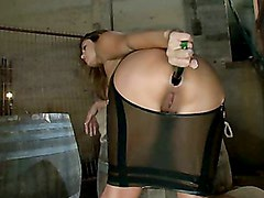 Double Anal and Latex