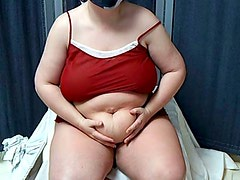 Big BBW Belly 1