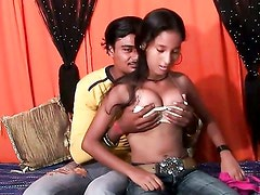 Indian Tina And Raju HD