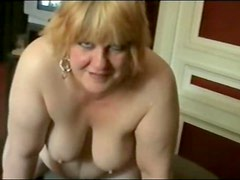 Ghislaine, fat bitch nude and exposed