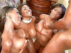 Big Wet Black Tits 2 Scene 5
