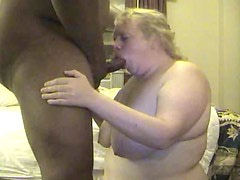 BBW Shelly training to be a dirty BBC cockwhore