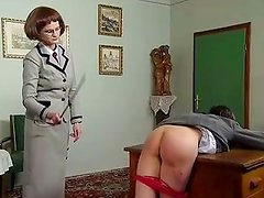"Hard Spanking and Whipping ""Exchange Student"""