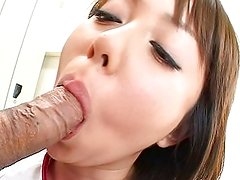 Sloppy Japanese cocksucking