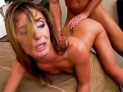 Sheena Shaw sucks and fucks big dick married man! Part 4