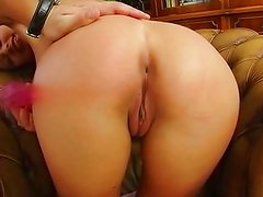 Creampie - Blonde Tera Bond