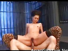 big boobs asian caught in big cock