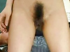 SexAsian - How pussy cum drinking Coca-Cola