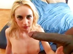 Blonde's Ass  Is Drilled