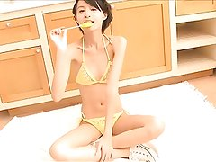 Asian Teen Shihono Lollipop Pure non - nude