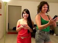 Spring Break Party Pussy / Taylor Luxx, Cami Miller. Part 4