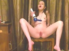 Sophie Strip and Squirt