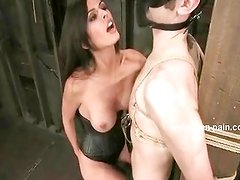 Delicious mistress with perfect ass