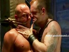 Arena of sins hold gay bdsm party