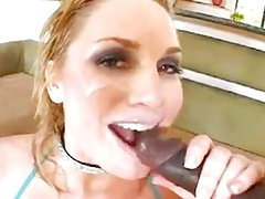 Flower Tucci Double Teamed