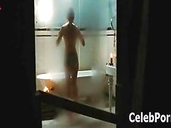 Hilary Swank nude and underwear scenes