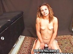Latina Spinner Cums Ridin Dirty D's Sybian