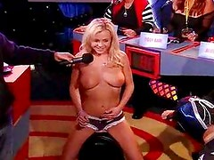 Bree Olson - Howard Stern Show