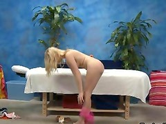 Tiny blonde teen cutie gets