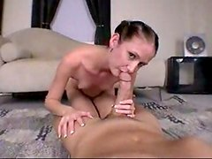 Cute Hailey licks and gets fucked 3