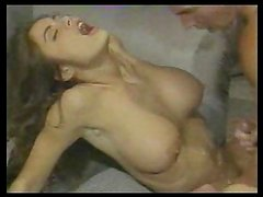 Chasey Lain fucking on couch