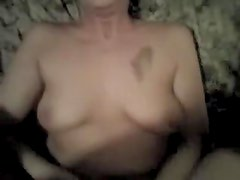 Havng fun at home with my wife