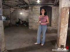 ChynaWhite and DragonLily endure some tortures in a hot BDSM clip