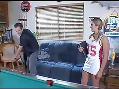 Young Girl Takes An Oral Exam And Passes!