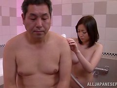 Beautiful POV sex with a gorgeous Japanese hun