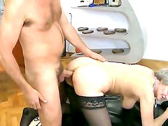 Rocco Siffredi decided to make this day really hot. He invited his neighbourhood mature