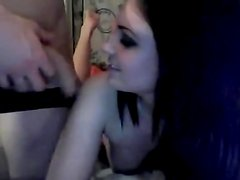charming angel friend loving on livecam
