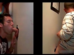Straight guy thinks he gets blowjob from