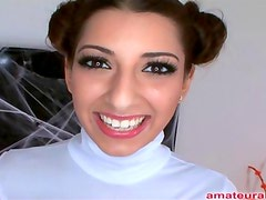 Princess Leia Deep Throated And Fucked Hard
