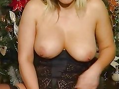 British slut Fiona plays with herself in various scenes